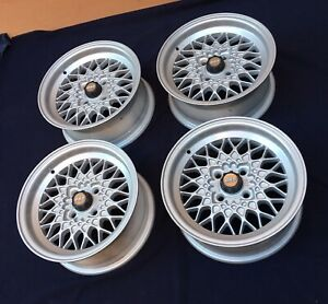 Bbs Mahle Bmw E21 E10 6x14 Et13 Alloy Wheels Rims Euro 2002 Ti Tii Turbo Rabbit