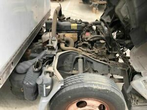 Used 2001 Mitsubishi Fuso Fe 4 Cyl 4d34 3 9 Diesel Engine Motor 164k Complete