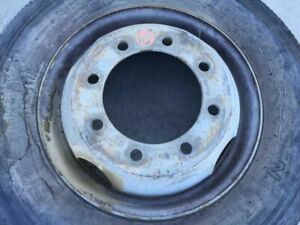 1999 Gmc C6500 Cat 3126 8 Lug 19 5 Steel Wheelaccuride 4 Hole