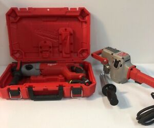 Milwaukee 5262 21 1 Sds plus D handle Rotary Hammer Drill 1675 6 Hole Hawg