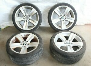 2007 Bmw 335i E92 Coupe 126 Sport Wheels Rims W Tires Set Of 4 Style 189 18