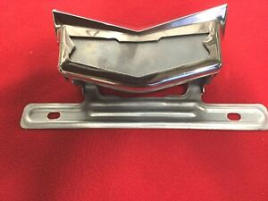1959 Chevy El Camino station Wagon Rear License Plate Holder