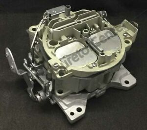 1967 Chevrolet Camaro Rochester Quadrajet Carburetor Remanufactured