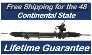 159 Power Steering Rack And Pinion Assembly Fits Pontiac Firebird