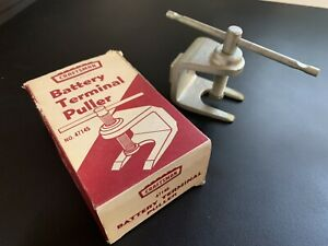 Vintage Craftsman Battery Terminal Lifter Puller 47145 New Made In Usa