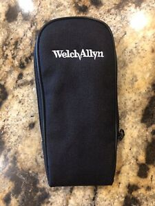 Welch Allyn Complete Stainless Otoscope ophthalmoscope Diagnostic Set With Case