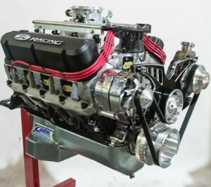 427 Ford Stroker Crate Engine 351 Windsor Mpefi Complete 520hp Mustang Cobra