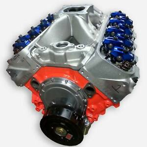 582 Big Block Chevy Stroker Crate Engine 454 700hp 700tq
