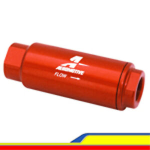 New Aeromotive Ss Series Fuel Filter 100 Micron 12316 Free Usa Shipping Look