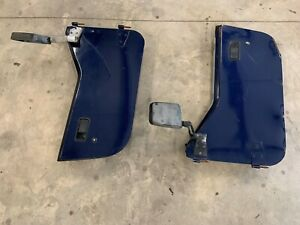 1997 2006 Wrangler Tj Left Right Driver Passenger Half Door Set Pair Oem 97 06