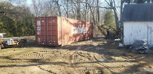 Shipping Container 40ft High Cube 9 6 Wind And Watertight For Storage