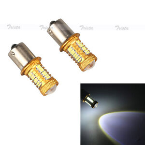 10x 32 Smd 5w Cree Led Bulbs White Car Reverse Light 1156 7506 P21w Backup jp