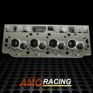Aluminum Cylinder Head Rectangle 124cc 345cc Port Bare Fits Bbc Chevy 454
