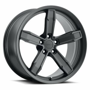 Factory Reproductions Z10 Iroc Z Rim 20x11 5x120 65 Et43 Satin Black Qty Of 1