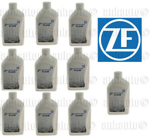 10 Liters Zf Lifeguard 6 Automatic Transmission Fluid S671090255