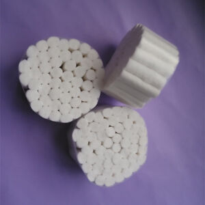 Dental Disposable Cotton Rolls 200 Rolls High Quality 4 Packs White Tooth Tools