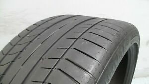 Continental Contisport Contact 295 30 20 With 75 Tread 6 5 32 101y 6148
