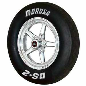 Moroso 17023 Pfd Drag Race Front Tire 23 0 Tall 5 0wide 15 Wheel Dia Past Fresh