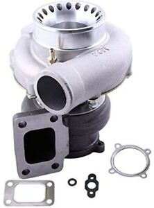 Gt3582 Universal A R 7 400 600hp Turbo Turbocharger T3 Flange 4 Bolts Turbolader