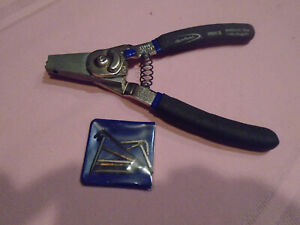 Blue Point Interchnagable Tip Snap Ring Pliers