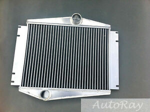 Brand New Aluminum Intercooler Inter Cooler For Volvo 850 S70 v70 c70 Turbo