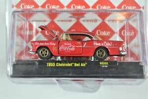 M2 COCA COLA CHASE 1955 CHEVY BEL AIR GASSER LIMITED EDITION