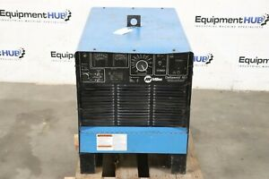 Miller Deltaweld 451 Welder Power Source