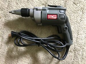 Drywall Screw Gun Drill Driver Senco Sg2500 Corded Va0013