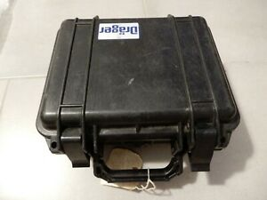 Drager Accuro Gas Detector Pump Kit W case And Accessories