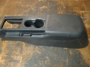 05 09 Ford Mustang Center Floor Console Black Oem
