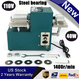 upgrade electric Leather Slitter Leather Cutting Machine Shoe Bags Cutter 110v