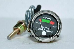 Water Temperature Gauge For Massey Harris Tractor Mh Colt 22 33 44 50 55 333 444