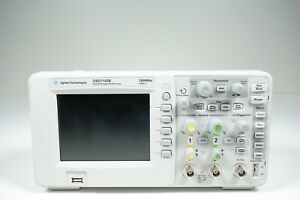 Keysight Used Dso1152b Oscilloscope 2 channel 150 Mhz 16k Memory agilent