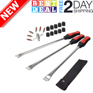 14 5 Inch Perfect Leverage Tire Spoon Lever Iron Tool Kit Motorcycle Dirt Bike