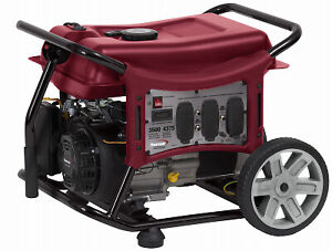 Powermate Portable Generator Recoil Start 3500 watt