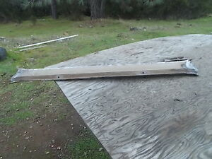 1963 1964 1965 Plymouth Valiant Dutchman Panel Used Parts