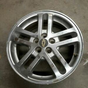 Wheel 16x6 Aluminum 10 Spoke Chrome Opt Pfc Fits 02 05 Cavalier 342150