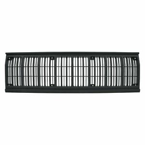 New Black Grille For 1991 1996 Jeep Cherokee Ch1200177 5080643ab Ships Today