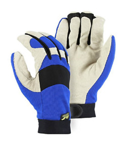 Majestic Bald Eagle Waterproof 3m Thinsulate Lined Gloves Large 2152tw Large