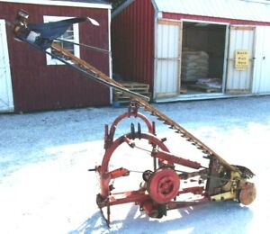 New Holland 451 Belt Type Sickle Mower 7 Ft we Ship Real Cheap Real Fast