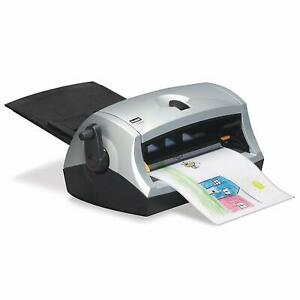 Scotch Heat Free Laminating System Ls960 9 In White gray