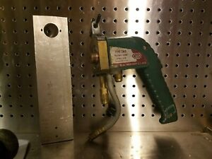 Metco 2mb Hand Held Plasma Spray Torch Ready To Work Complete