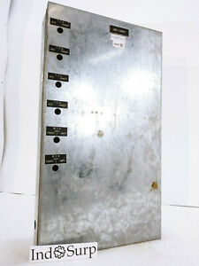 Furnas Electrical Enclosure Box Nema 1