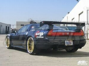 Carbon Fiber Comptech Style Widebody Kit For A 91 01 Acura Nsx Wide Body Na1 Na2