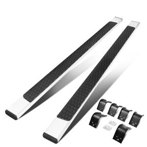 Fit 09 20 Dodge Ram Truck 1500 2500 Crew Cab 5 Side Step Nerf Bar Running Boards
