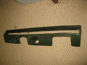 1968 69 Roadrunner Coronet Gtx Dash Lower Green Pad Plymouth Dodge Mopar B