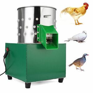 Small Chicken Dove Feather Plucking Machine Poultry Plucker Birds Depilator Y