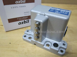 Azbil Limit Switch With 4 Plunger Ldvs 5404s