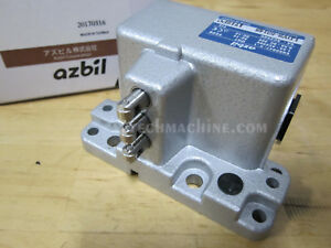 Azbil Limit Switch With 3 Plunger Ldvs 5314s