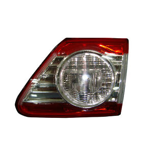 Tail Light Assembly Nsf Certified Right Tyc Fits 11 13 Toyota Corolla